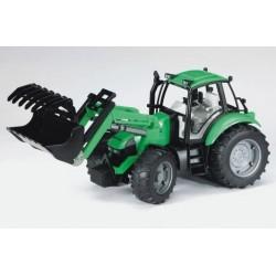 Ciągnik rolniczy Deutz Agrotron 200 z ładowarką czołową
