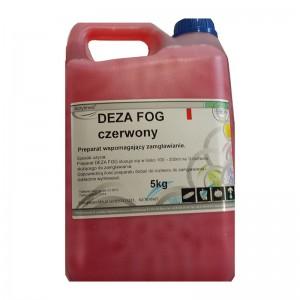 Nośnik DEZA FOG CZERWONY 5 L DEZAFOG