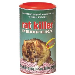 Rat Killer PERFEKT 250g.